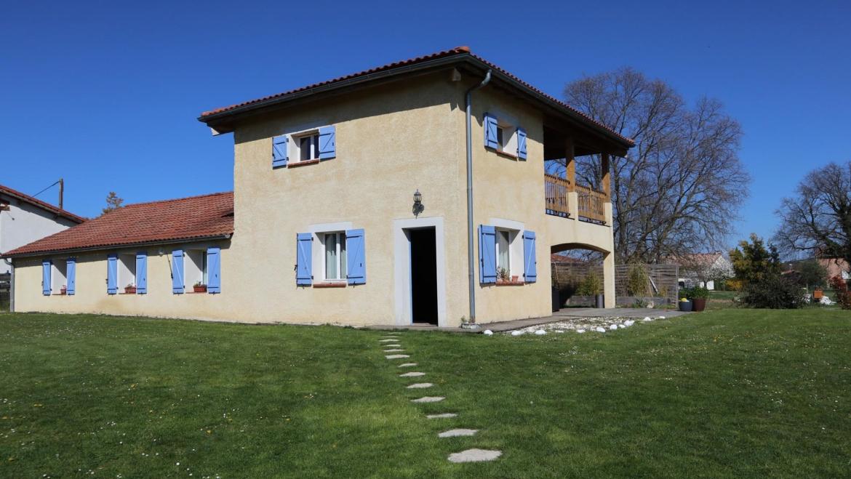 EXCLUSIVITÉ Villa Carbonne secteur Volvestre
