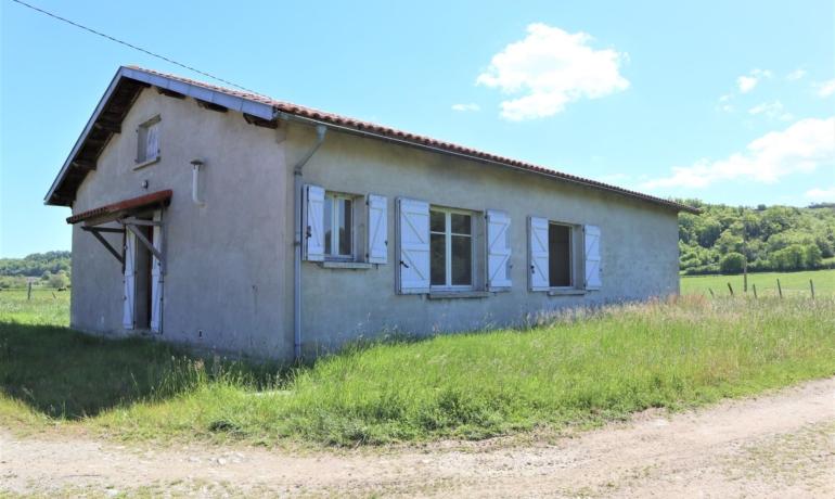 EXCLUSIVITÉ Maison T5 Rieux-Volvestre