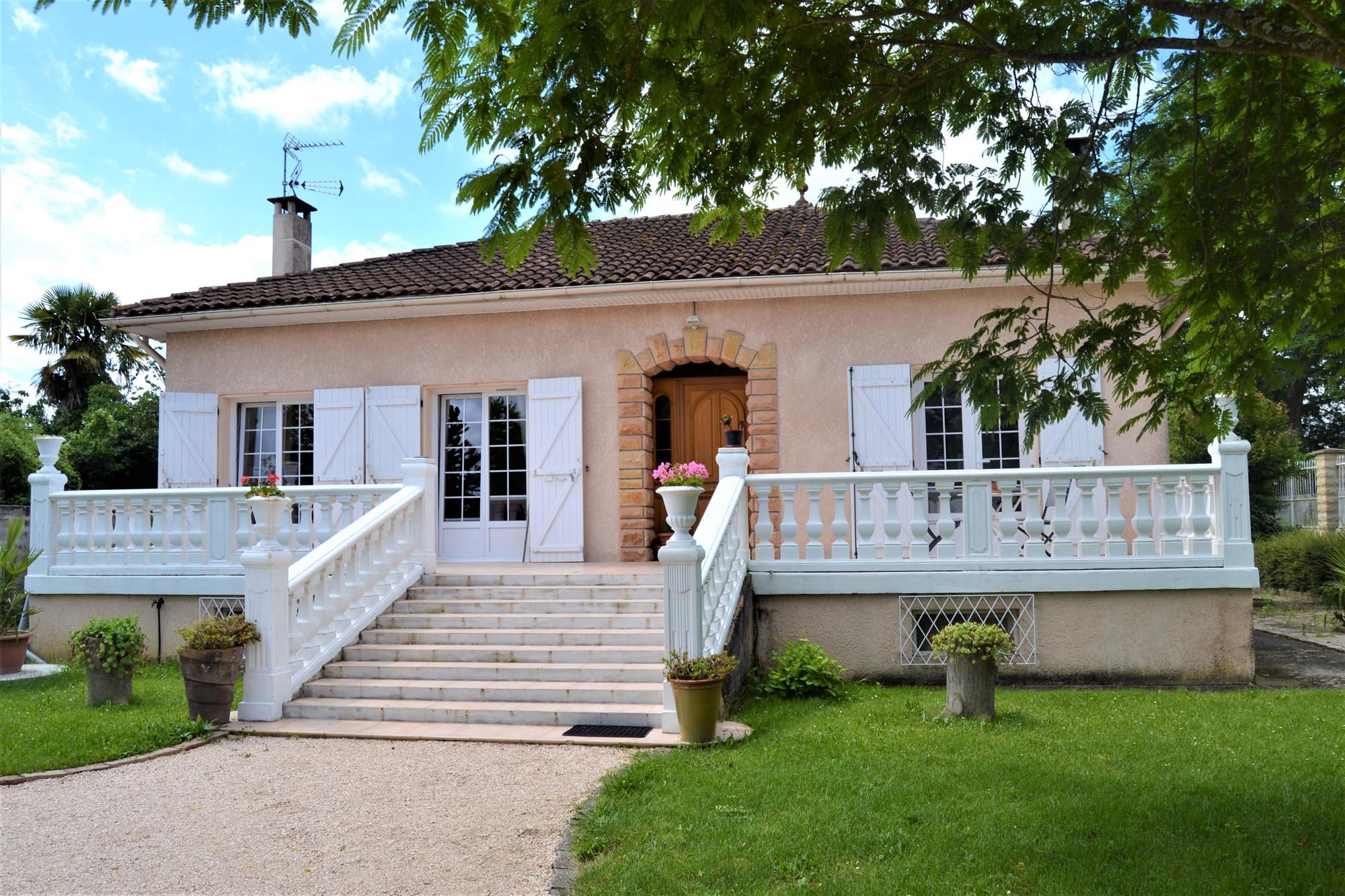 Maison T4 à vendre à Rieux-Volvestre ROSSO IMMOBILIER