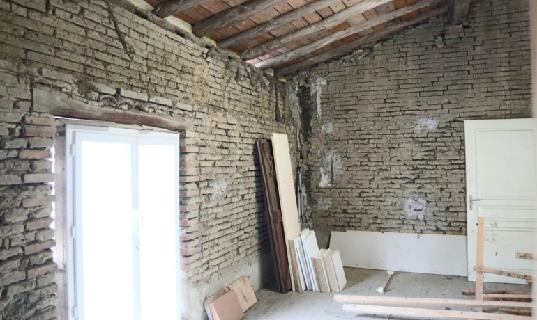 Projet d'investissement maison et garage