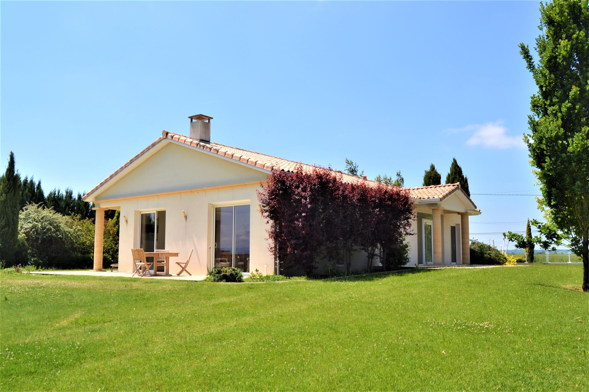 Biens immobiliers de ROSSO IMMOBILIER Villa 130m2 Secteur Carbonne