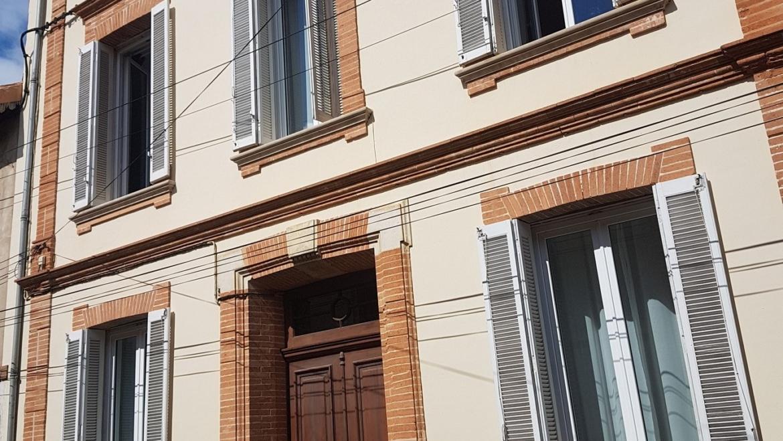Charmante Maison Bourgeoise XIX et son jardin intime, sa belle dépendance